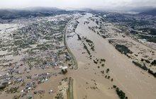 Japonsko zdecimoval nejhorší tajfun za posledních 60 let: Živel zabíjel!