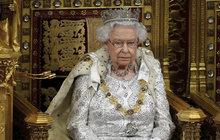 Miliony diváků v šoku: Totální kolaps královny