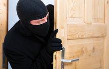 Zloděj  udělal velikou chybu: Kradl v botách policisty!