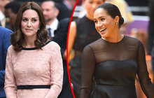 Shit on the hit Kate!  Meghan is selfish to blame