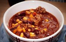 Pikantní pokrmy: Chilli con carne