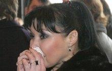 Osudová zkouška! Dagmar Patrasová v slzách: Nejdřív nevěra, teď smrt!