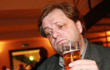 Šteindler promluvil o chlastu: To byste nehádali!
