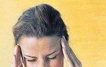 Když udeří migréna… Vyzrajte nad bolestí hlavy!