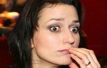 Vychrtlá Adéla Gondíková (42): Má strach z milence! Krize ve vztahu s Langmajerem?