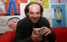 Herec Adrian Jastraban (49): Jak jsem se měnil v Dubčeka