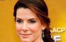 Sandra Bullock (51): Má další holčičku!