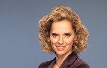 Zprávařka Witowská napráskala kolegu: Aha, ona to ví!