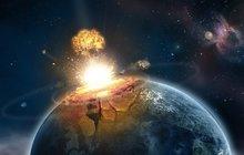 Obří asteorid míří k Zemi: Vědci už znají přesné datum konce všeho živého!