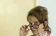 Libuše Šafránková: Končí v Gymplu kvůli lepšímu kšeftu!