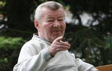 Smutný herec Václav Sloup: Silvestra strávil osamocený!