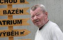 Zesnulý Václav Sloup (†78): Jak probíhaly jeho poslední týdny