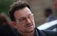 Zrušený koncert U2 v Německu: Bono Vox přišel o hlas!