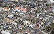 Škoda po hurikánu na ostrově Svatý Martin