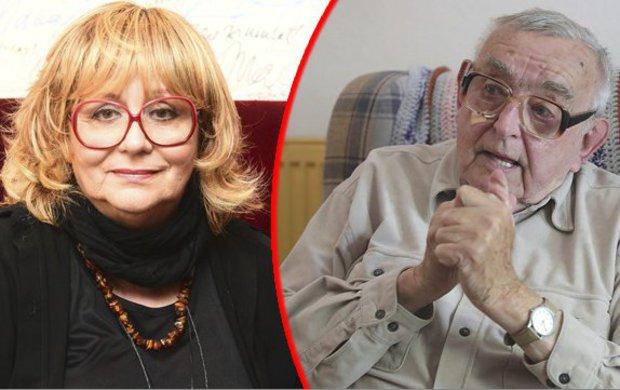 Nejsmutnější muž Československa po 21. srpnu 1968. Tím se stal první manžel zpěvačky Nadi Urbánkové (79). Fotografie Karla Urbánka (88) s krvavou slzou v oku se stala symbolem okupace.
