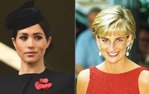 Vévodkyně ze Sussexu (37) se netají tím, že byla velikou fanynkou Harryho maminky, ještě před tím, než prince vůbec poznala. A se zesnulou princeznou Dianou se dokonce neváhá srovnávat. Co mají ty dvě podle Meghan společné?