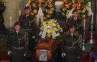 Pohřeb veterána z Afgánistánu Jaroslava Mevalda (†39): Slzy a salvy za hrdinu!