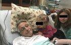 Menzel válčí o život už 67 dní: Reakce Olgy a špitálu