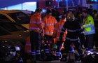 V centru Prahy hoří hotel: Dva mrtví a desítky zraněných