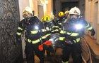 Sobotní požár hotelu v Praze si vyžádal další oběti