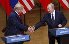 Trump a Putin: Historické setkání KYSELÝCH KSICHTŮ!