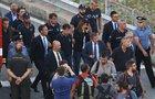 Státní pohřeb 18 obětí pádu Morandiho mostu v italském Janově: Znechucení pozůstalí