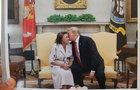 Extchyně Zelníčková prozradila tajemství prezidenta USA: Trump se nechal načapat!