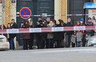 V centru Prahy se zapálil muž (54)