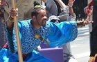 Will Smith jako kouzelný džin: Zastavil dopravu v Los Angeles!