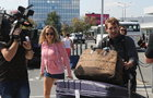Vondráčková a Zonyga: Šťastná scénka na letišti!