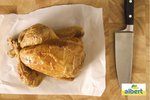 VIDEO: Albert škola vaření: Jak naporcovat pečené kuře jako šéfkuchař!