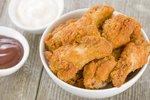 Kuřecí stehýnka smažená v cornflakes