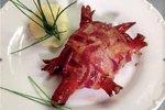 Pečené želvičky z mletého masa