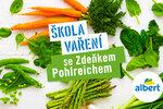Albert škola vaření se Zdeňkem Pohlreichem: Nejčastější chyby při úpravě zeleniny
