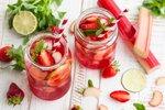 Domácí limonády z čerstvého ovoce a zeleniny: Vyzkoušejte jahodovou nebo svěží okurkovou
