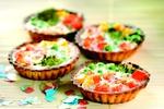 Jedlé misky - slané parmazánové