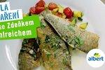 Albert Škola vaření se Zdeňkem Pohlreichem: Filet pstruha se zeleninou