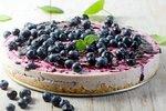 Borůvkové moučníky: Lahodné koláče i nepečené dezerty