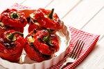 V hlavní roli papriky: Vykouzlete z nich levné večeře do 50 korun