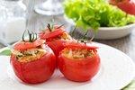 Recepty z letních rajčat: Naplňte je mletým masem nebo z nich udělejte polévku