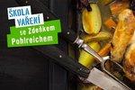 Albert škola vaření se Zdeňkem Pohlreichem: Co v září nechybí v mé kuchyni