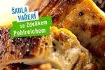 Albert Škola vaření podle Zdeňka Pohlreicha: Špikování masa krok po kroku