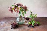 6 úžasných receptů na domácí šťávy, vína a likéry. Zpracujte jablka, mrkev i bezinky