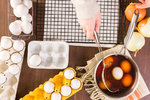 5 tipů, jak uvařit vajíčka na barvení, aby vám nepopraskala