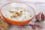 Menu vonící česnekem: Krémová polévka a pikantní špagety