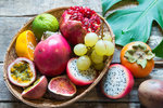Exotické ovoce: Jak ho naporcovat a k čemu použít