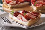 Rychlé ovocné koláče: S jahodami, borůvkami nebo pomerančem!
