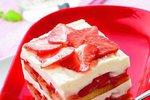 Nepečené letní dezerty: Jahodové poháry, borůvkový dort a čokoládová pěna!