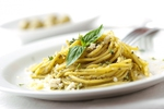 Domácí italské těstoviny