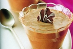 Čokoládový krém s rumem